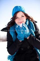 untitled-110 (littlebitoflifephotography) Tags: winter snow senior girl backlight women teenager sidelight