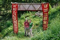 (Michał Olszewski) Tags: nepal asia land himalayas acap gandaki kaski birethanti annapurnaconservationarea annapurnaconservationareaproject