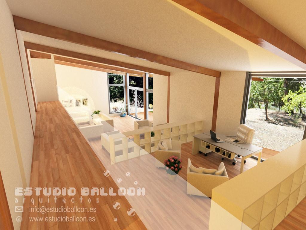 Casa GonHer [Toledo]   Estudioballoon.es   Salon1 (b@estudioballoon)