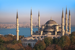Sultan Ahmed And The Sea (Alt 01) - (Istanbul, Turkey)