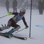 Teck Enquist Slalom, January 2012, Mt. Seymour - Alex Uryga (WMSC) PHOTO CREDIT: Steve Fleckenstein
