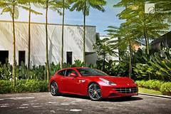 FF's Sake (anType) Tags: italy sports car italian asia maroon ferrari exotic malaysia kualalumpur luxury ff supercar sportscar v12 shootingbrake worldcars nazaitalia rossofiorano ferrarifour