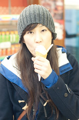 20120101-_DSC4084 (Osaka Ian) Tags: ice japan cone cream tottori d90