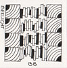 patterns beelight & bb (long village lettering) Tags: official zentangle