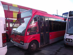 YN04LWU 27-01-2012 Ensign (routemaster2217) Tags: bus transport solo optare ensignbus depotvisit