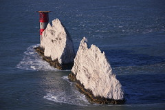 The Needles (VCD.) Tags: world ocean sea england lighthouse bay edge isleofwight needles nationaltrust vcd alum top20lh