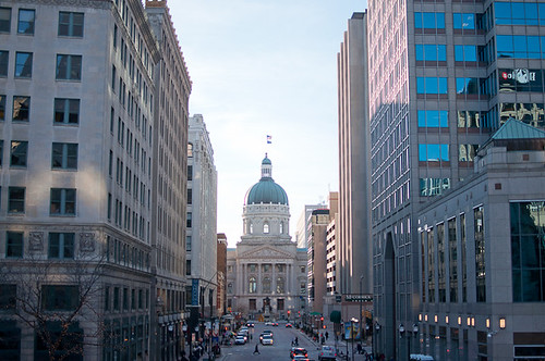 Downtown Indy