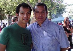 Diegodiego and Mayor Antonio Villaraigosa (Theworldsnumberoneentertainer) Tags: world music news film television radio entertainment hollywood celebrities luminaries gossip rumors publicfigures diegodiego escandals