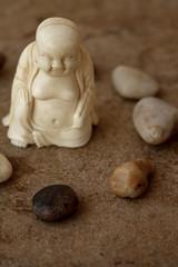 Meditation (shp0ngle) Tags: sculpture stone circle rocks buddha buddhism bone meditation