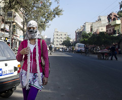 Headscarf - D7K 1115 ep (Eric.Parker) Tags: street woman india headscarf hijab niqab jaipur 2012 2011