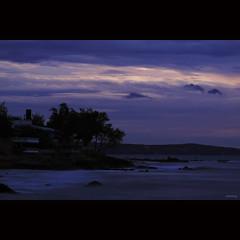 Before sunrise (-clicking-) Tags: ocean lighting blue light sea sky clouds twilight purple cloudy atmosphere vietnam bluehour beforesunrise beforedaw