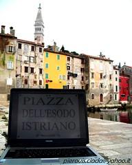 istrian esodo trg (pierovis'ciada) Tags: tito piazza trg comunismo fascismo istria istra ricordo jugoslavia esuli istrien foibe istre esodo istriani istroveneti