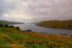 Clouds over the loch (gmj49) Tags: skye water scotland sony gmj a350