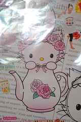 Strawberry News 461 July 2012 Charmmy Kitty Lapine (MissLilieDolly) Tags: hello news rabbit bunny cat strawberry chat july kitty sugar sanrio collection dolly miss juillet lilie lapin 2012 461 charmmy lapine momoberry usahana missliliedolly