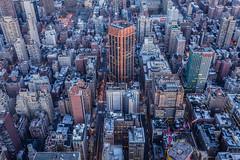 Hive (angeljimenez) Tags: newyork architecture grid traffic cities