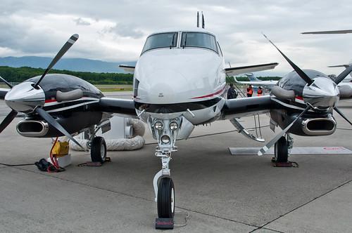 Beechcraft Corp Beechcraft C90GTx N2060K