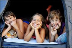 Happiness (giovanni_spina) Tags: sofia happiness tent lollo olimpia felicit cusins bepi