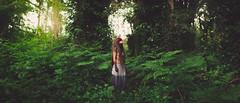 Katj Lierg (K.Ma) Tags: portrait nature girl forest project model woods fineart makeup panoramic bodypaint portraiture mystical concept cinematic magical kuma 52weeks pablocastrofernandez
