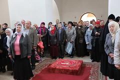 58. Paschal Prayer Service in Svyatogorsk / Пасхальный молебен в соборном храме г. Святогорска