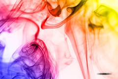 Smoke painted (JCarlos.) Tags: color macro smoke colores prueba humo fotografica d610