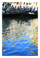 Van Gogh in Venice (Emet Martinez Photography) Tags: venice italy painterly boats italia canals nautical venezia gondolas veneto venetianlagoon topazsoftware emetmartinezphotography emetmartinezcom topazimpression