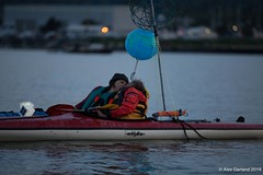 Large Peter and Linda Smooching at Luminary flotilla at Break Free PNW 2016 photo by Alex Garland img_2128-2 (Backbone Campaign) Tags: water justice washington energy kayak break action politics protest creative paddle shell free social demonstration oil change wa environment activism anacortes campaign pnw refinery climatechange climate tesoro artful backbone renewable refineries 2016 kayaktivist kayaktivism breakfreepnw