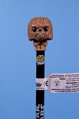 Funko Pop! Chewbacca pen (Smuggler's Bounty exclusive) (FranMoff) Tags: pen starwars chewbacca funko funnkopop smugglersbounty