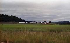 Oregon landscape (rwl7532) Tags: oregon asa200 selfdeveloped nikonf4 willamettevalley c41processing autaut fujicolorsuperhq interstatei5 diyc41processing