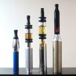 What's Really in Those E-Cigs?