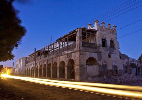 Berbera old turkish building - Somaliland