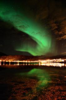 Ersfjordbotn - the village  ( Explored )
