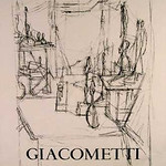 "<b>Untitled</b><br/> Alberto Giacometti (1901-1966) ""-untitled-"" Lithographic Poster, 1951 LFAC #1994:04:06<a href=""http://farm8.static.flickr.com/7158/6438568515_b9aa7fbba1_o.jpg"" title=""High res"">∝</a>"
