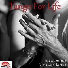 Tango For Life, 23 Dec 2011