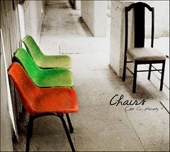 chairs (Chez C.) Tags: chairs vividcolors selectivecolors plasticchairs stilllife square olympus epl2 lumix 20mm f17 texture getty gettyimages