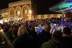The BIG Switch On (Kettering Borough Council) Tags: christmas cinderella kettering dannyyoung neilhamilton lighthousetheatre christinehamilton bigswitchon ketteringmarketplace christmasatkettering ketteringlightsswtichon
