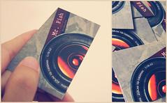 cartão MrFish - frente (fffdesign) Tags: fish design mr business card fotografia visita gráfico cartão filmagem edição produções