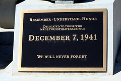 USS Arizona - Never Forget (pls47) Tags: hawaii memorial ship wwii attack pearlharbor honolulu battleship 1941 ussarizona toratoratora dec7