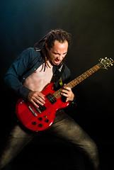 Paulo Guitar Hero (help.paulo) Tags: light portrait people music luz digital studio ensaio pessoas nikon essay guitar retrato flash guitarra estudio musica d3000
