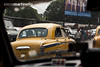 Kolkata traffic (Elena Martinello) Tags: india traffic cab taxi kolkata calcutta yello westbengal gettyimagesitalyq1 gettyimagesitalyq2 gettyimagesitalyq3