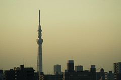 Tokyo Sky Tree,Japan (flaminghead Park) Tags: cloud tower japan vertical skyline architecture modern skyscraper outdoors photography tokyo cityscape citylife nopeople transportation tall development japaneseculture connection capitalcities traveldestinations colorimage buildingexterior tokyoskytree