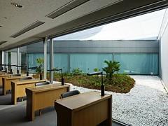 Office KGDVS, Patio & Pavilion; Photo © DAICI ANO