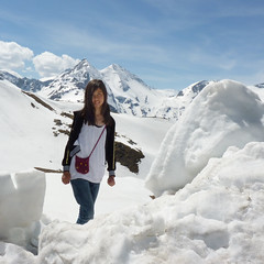 Enjoying snow up high at the Grossglockner (Bn) Tags: auto road park sun mountain snow alps salzburg classic tourism ice nature car geotagged austria oostenrijk back sterreich high topf50 heaven driving tour altitude famous curves bikes haus downhill cliffs harley glacier route riding alpine national massive toll harleydavidson motorcycle motor winding brochure davidson pleasure 48 hairpin bikers riders hohe highest kilometers gletsjer pasterze tauern motorists vtwins 50faves edelweisspitze grosglockner kaiserfranzjosefshhe hochalpenstrase grosglocknerhochalpenstrase naturschau 29eur geo:lon=12826999 geo:lat=47119607