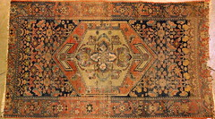 40. Small Antique Rug