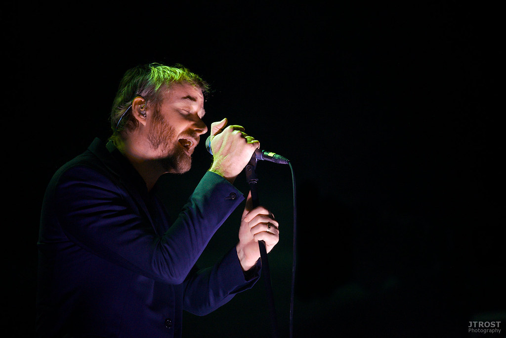 The National @ Bill Graham Civic Auditorium - 12/3/11
