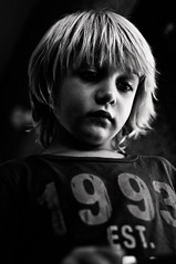 (__cpk__) Tags: light boy shadow portrait people blackandwhite bw white black art boys face kids 35mm children lights blackwhite kid nikon photographer child natural bokeh naturallight noflash ritratto cpk interno7 d90 blackwhitephotos cpkmyart