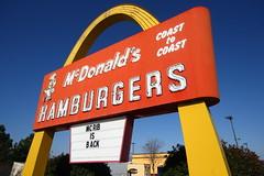 Coast to Coast (ubernatural) Tags: usa oklahoma mcdonalds hamburgers tulsa mcrib speedee coasttocoast