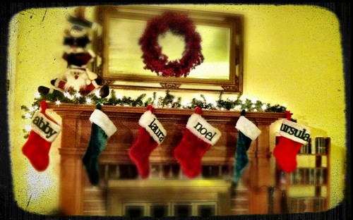 holiday stockings 12.4.11