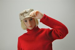 The Shooter Wore Red: Base Outfit by edwick, on Flickr