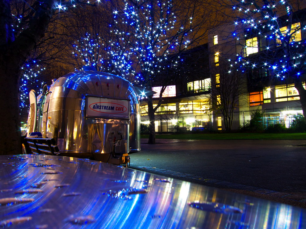 The World S Best Photos Of Airstream And Lights Flickr