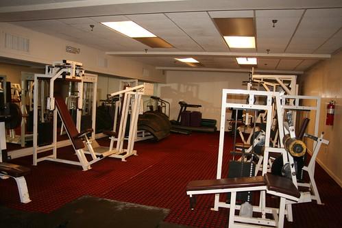 Genuine Pines Hotel exercise equipment